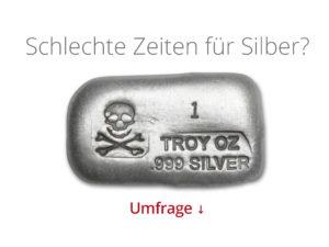 Lohnt sich seit 2015 noch der Kauf von Silbermünzen?