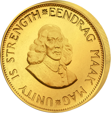 Rand Goldmünze