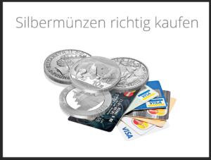 Silber richtig kaufen — worauf Sie beim Kauf von physischem Silber und Silbermünzen achten sollten