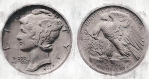 Palladium American Eagle — Die erste Palladiumanlagemünze der US Mint