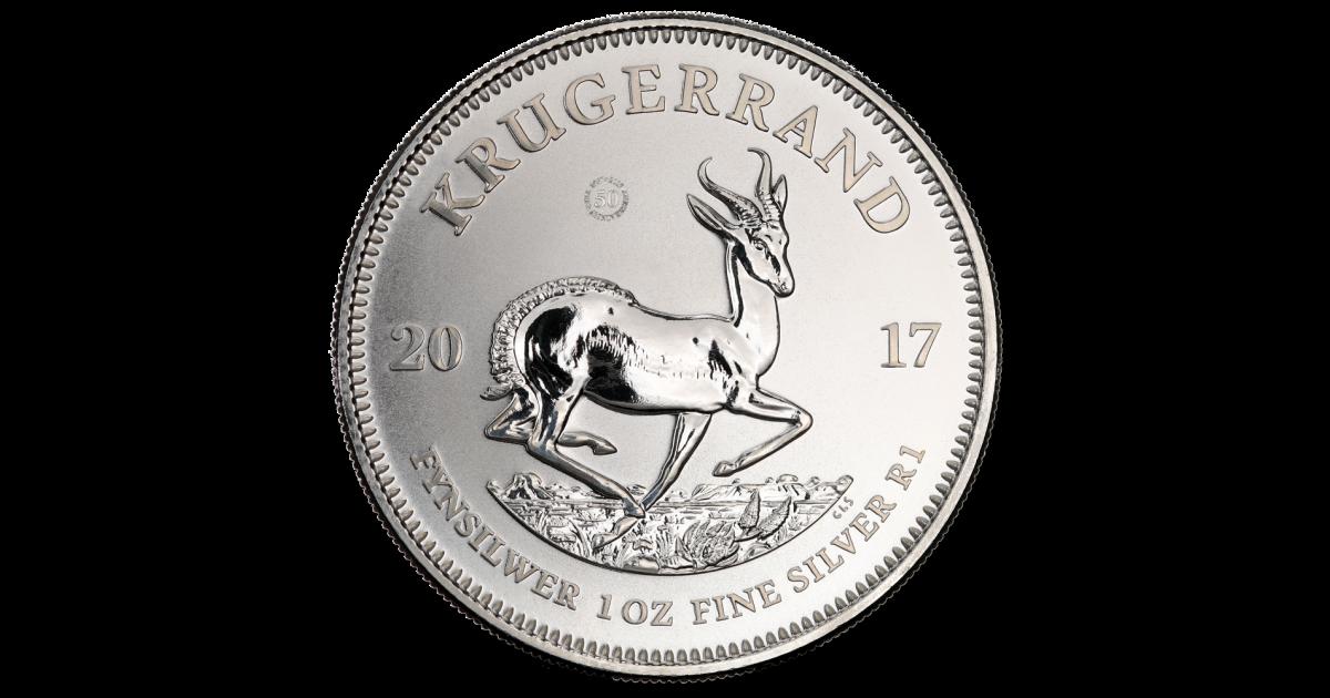 1 Unze Silber Krügerrand