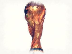 WM-Pokal – Goldwert