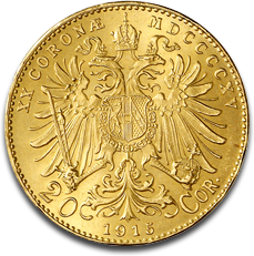About the 20 Kronen Gold Coin