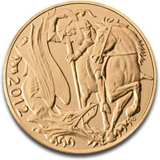 full sovereign gold 2012