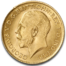 About the Half Sovereign Gold Coin