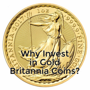 Why Invest In Gold Britannia Coins