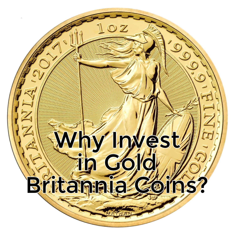 Why Invest In Gold Britannia Coins
