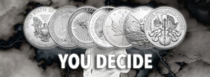 What's your favorite silver bullion coin in 2015?