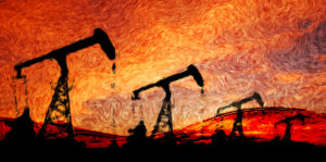 Impact of rising oil prices is predicted to increase inflation and therefor has a direct effect on gold