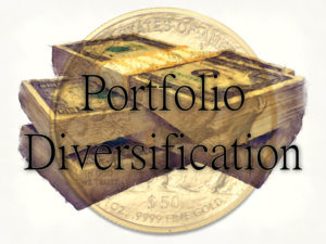Portfolio Diversification – why precious metals makes it stronger