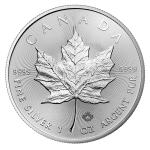 Exquisite Silver Maple Leaf Coin 2018