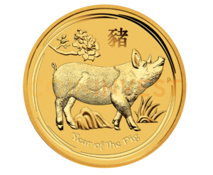 A superb finale — The 2019 Lunar II Pig Coins