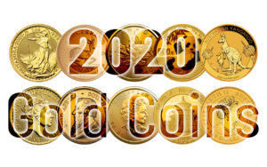 2020 Gold Coins