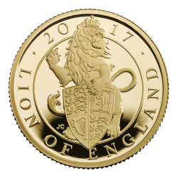 Queen's Beasts Gold Coins