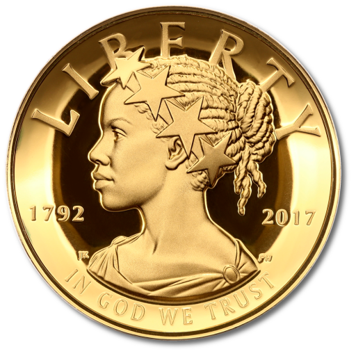 1 oz American Lady Liberty 225th Anniversary | Gold | 2017