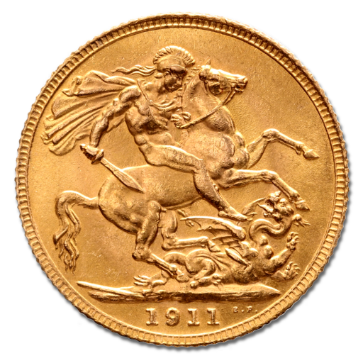 Gold Sovereign Value