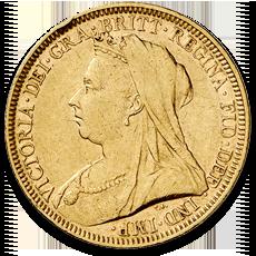 Full Sovereign Victoria