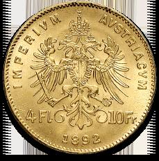 4-florin-10-francs