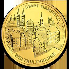 100 Euro Bamberg Gold Coin