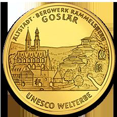 100 Euro Goslar Gold Coin