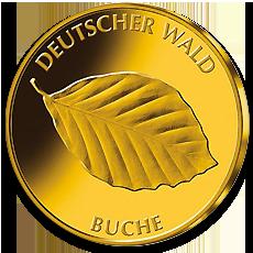20 Euro Buche Gold Coin