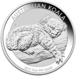 Koala 10oz Silver Coin F