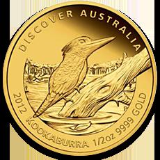 Kookaburra Gold Coin