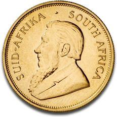 Krugerrand 1oz Gold Coin F