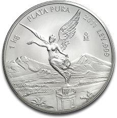 Libertad 1kg Silver Coin 2011 F
