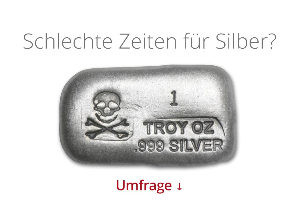 Lohnt sich Silber noch als Geldanlage?
