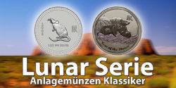 Lunar I und Lunar II Serie